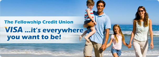 Fellowship Credit Union VISA Credit Card